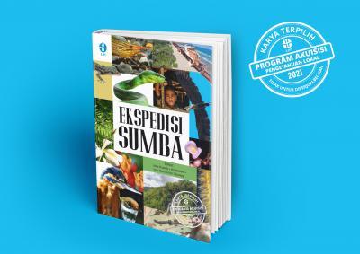 Cover for Ekspedisi Sumba